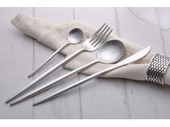 欧式 304不锈钢 葡萄牙西餐刀叉勺餐具套装
