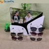 眼镜展示架、有机玻璃制品\新宝利展示用品有限公司